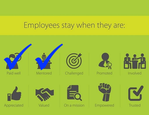 Employees Stay 2