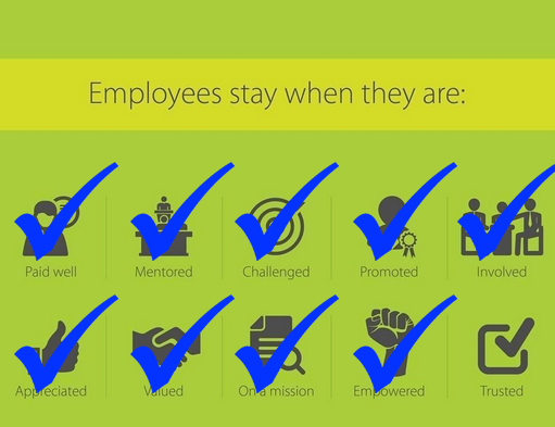 Employees Stay9